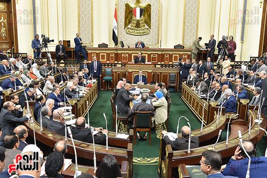 مجلس النواب - مصطفى مدبولى (6)