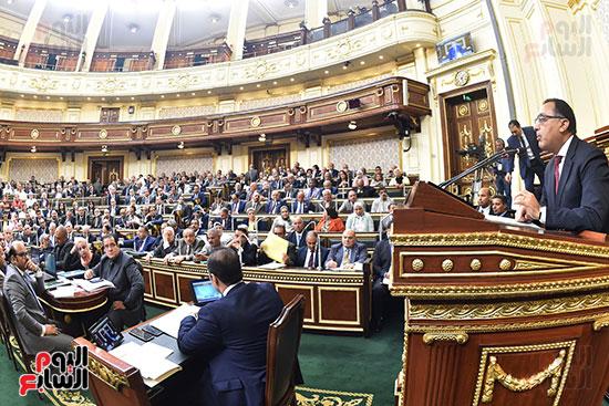 مجلس النواب - مصطفى مدبولى (10)