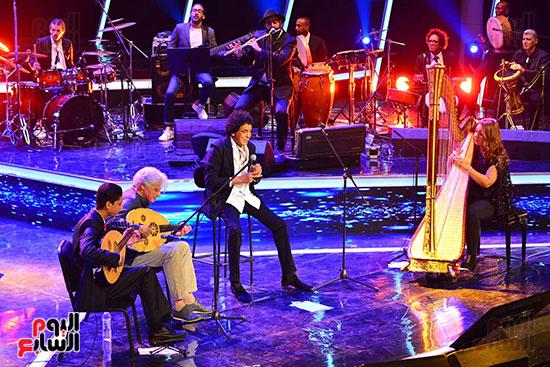 افتتاح مهرجان الموسيقى العربية (23)