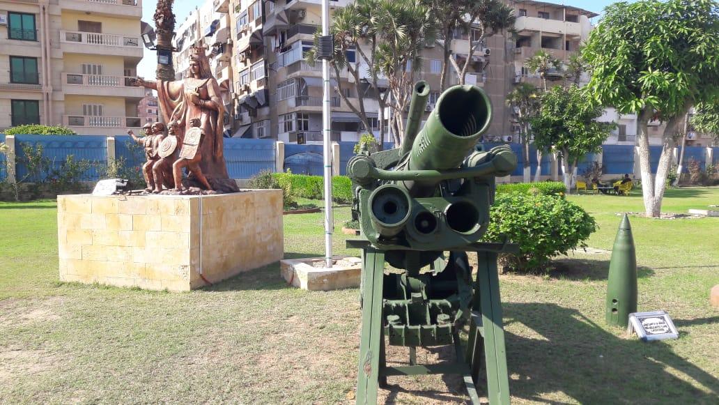 المتحف الحربي بمحافظة بورسعيد (45)