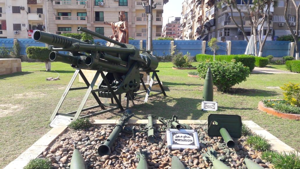 المتحف الحربي بمحافظة بورسعيد (35)