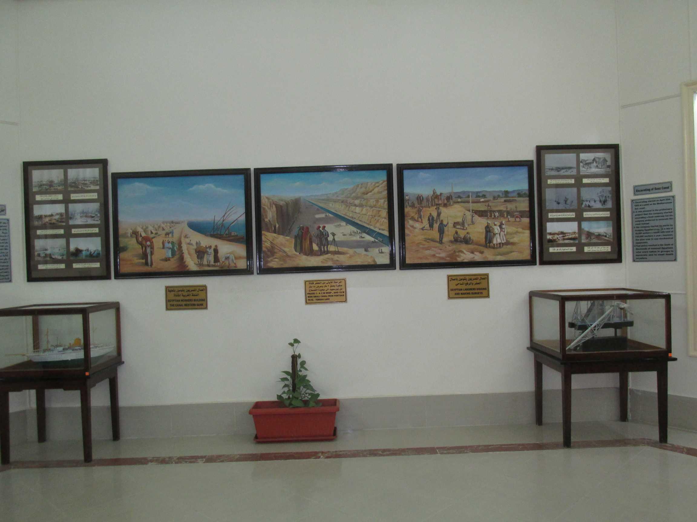 المتحف الحربي بمحافظة بورسعيد (13)