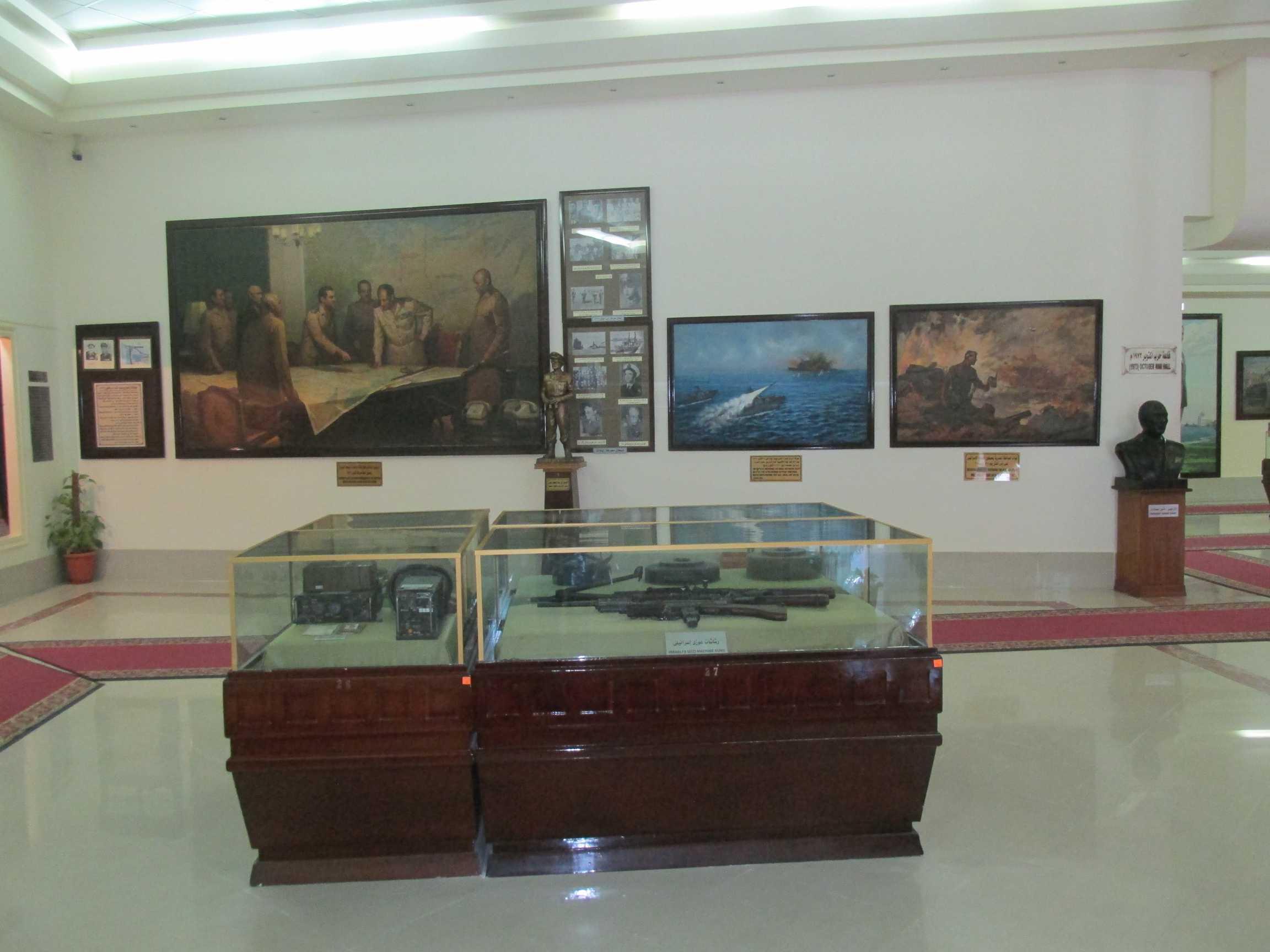 المتحف الحربي بمحافظة بورسعيد (3)