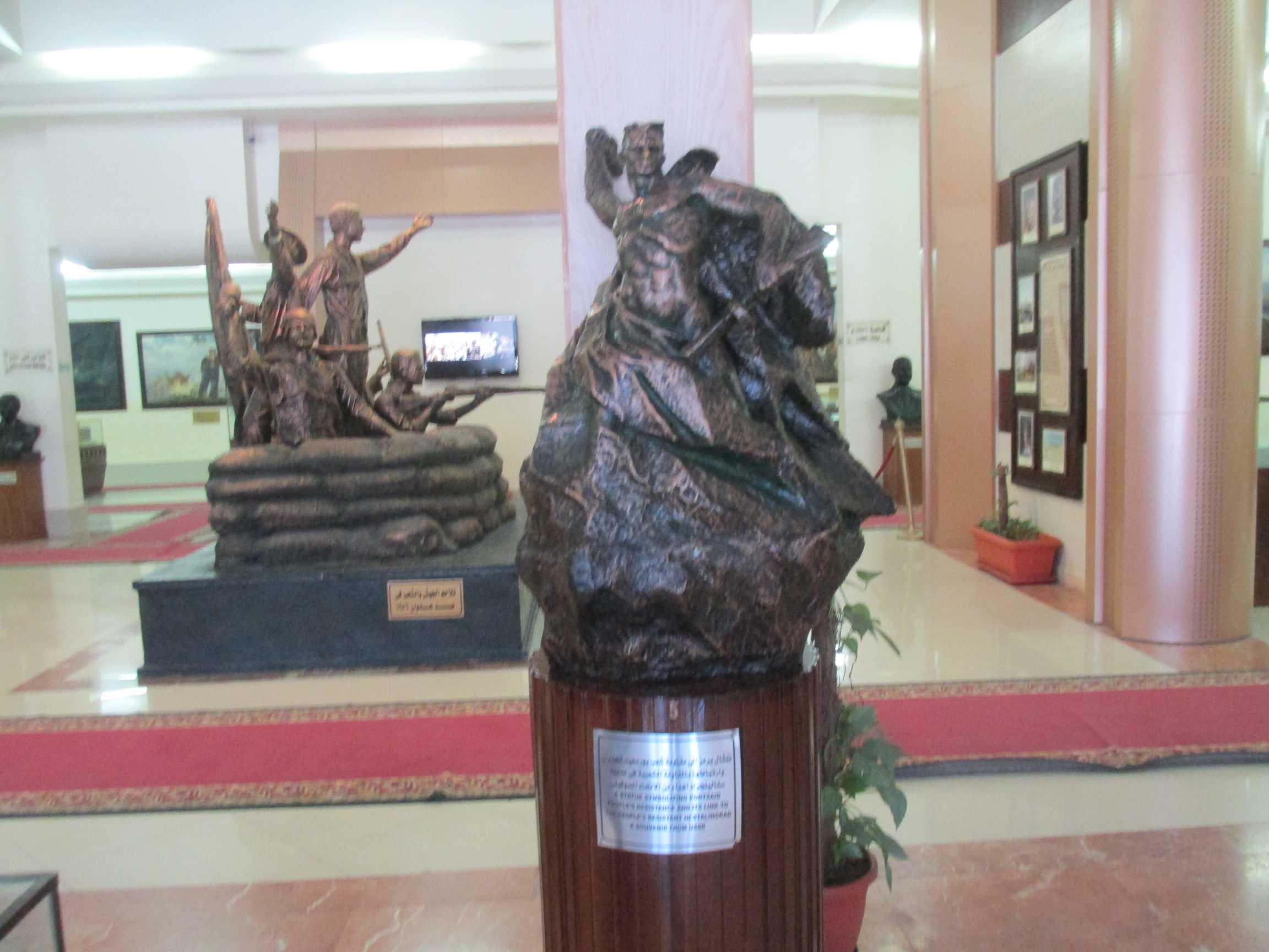 المتحف الحربي بمحافظة بورسعيد (2)