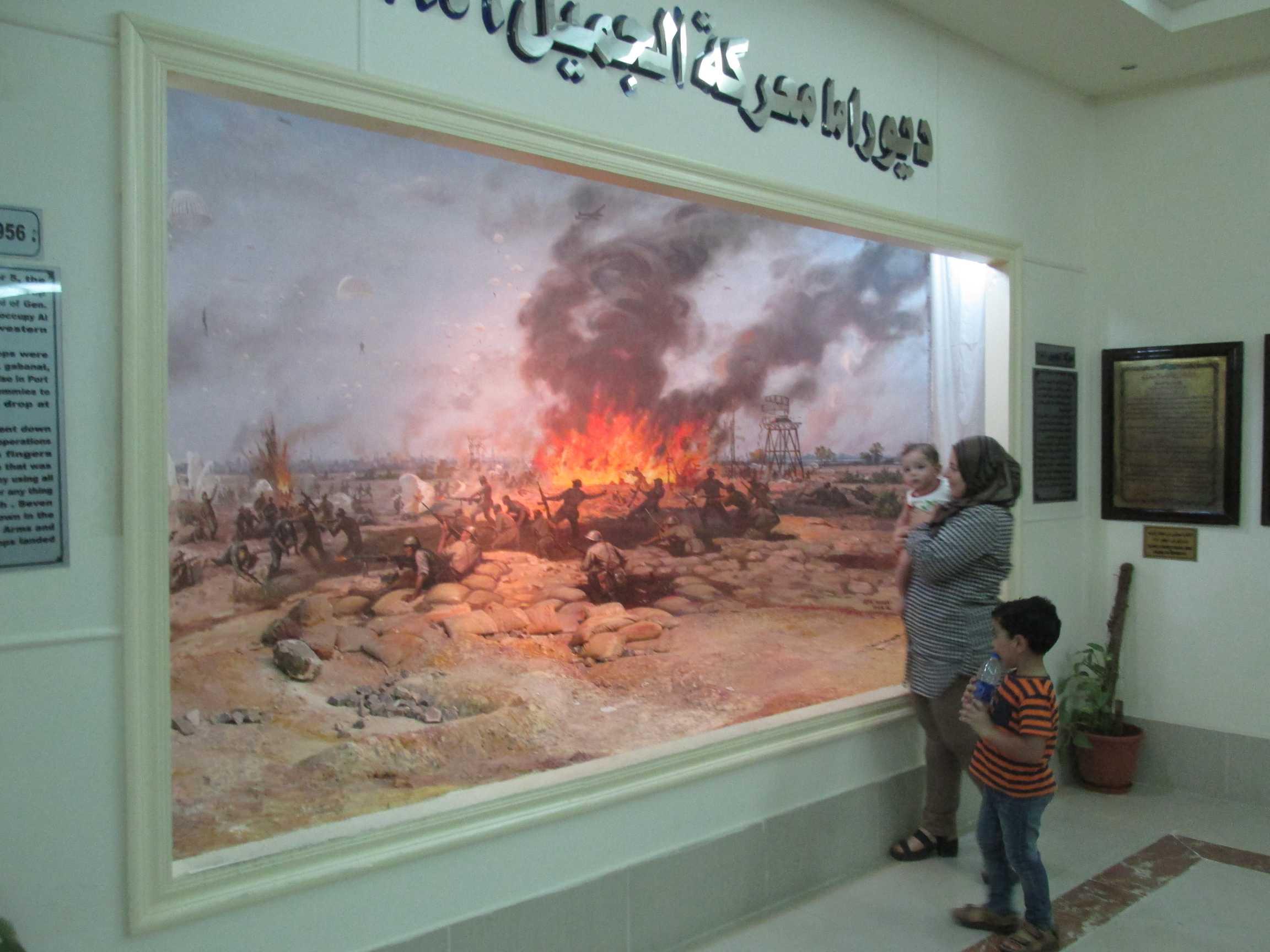 المتحف الحربي بمحافظة بورسعيد (22)