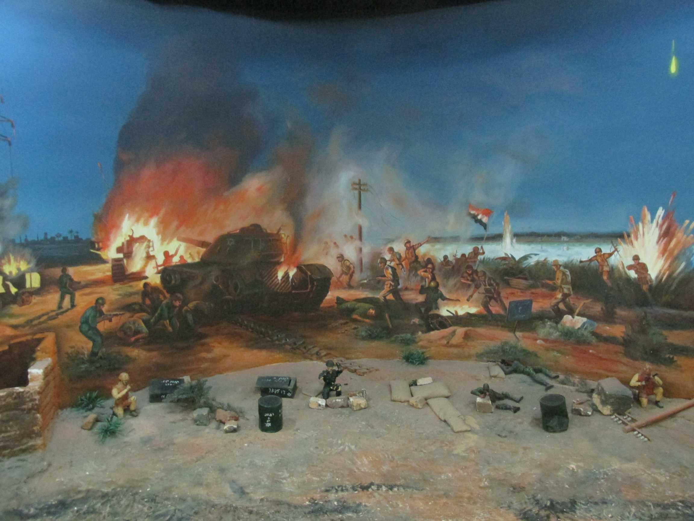 المتحف الحربي بمحافظة بورسعيد (11)