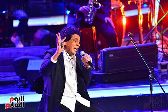 افتتاح مهرجان الموسيقى العربية (15)
