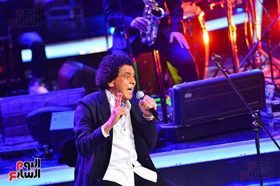 افتتاح مهرجان الموسيقى العربية (19)