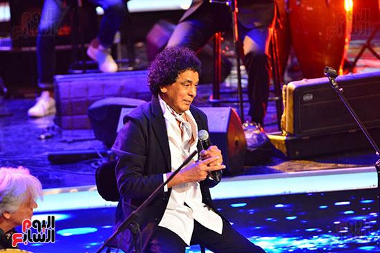 افتتاح مهرجان الموسيقى العربية (17)