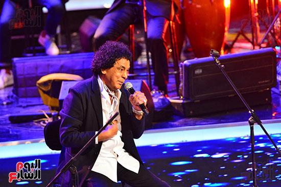 افتتاح مهرجان الموسيقى العربية (18)