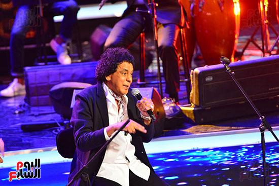 افتتاح مهرجان الموسيقى العربية (14)