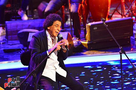 افتتاح مهرجان الموسيقى العربية (6)