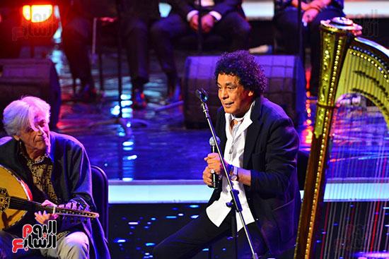 افتتاح مهرجان الموسيقى العربية (12)