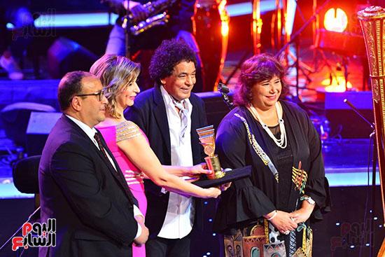 افتتاح مهرجان الموسيقى العربية (1)