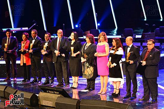 افتتاح مهرجان الموسيقى العربية (21)