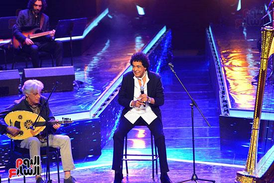 افتتاح مهرجان الموسيقى العربية (7)