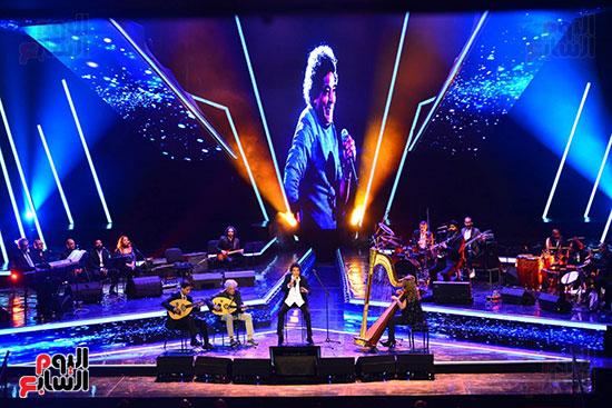 افتتاح مهرجان الموسيقى العربية (27)