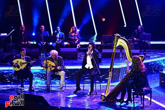 افتتاح مهرجان الموسيقى العربية (11)