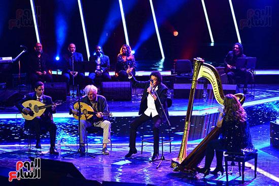 افتتاح مهرجان الموسيقى العربية (10)
