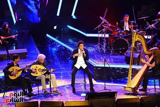 افتتاح مهرجان الموسيقى العربية (25)