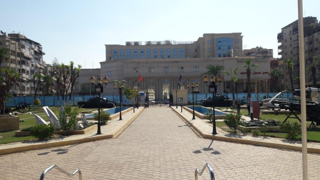 المتحف الحربي بمحافظة بورسعيد (40)