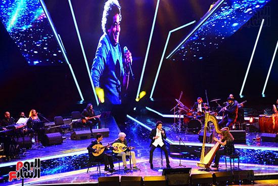 افتتاح مهرجان الموسيقى العربية (9)