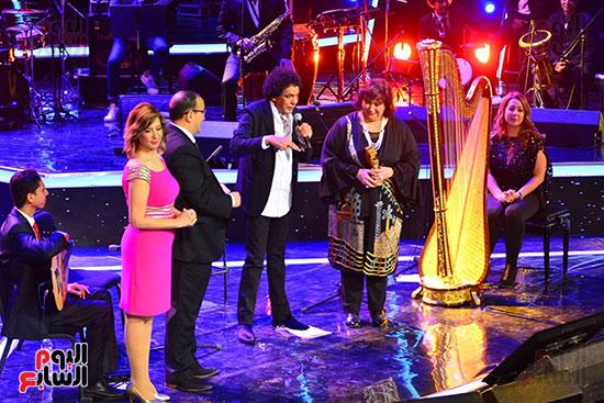 افتتاح مهرجان الموسيقى العربية (16)