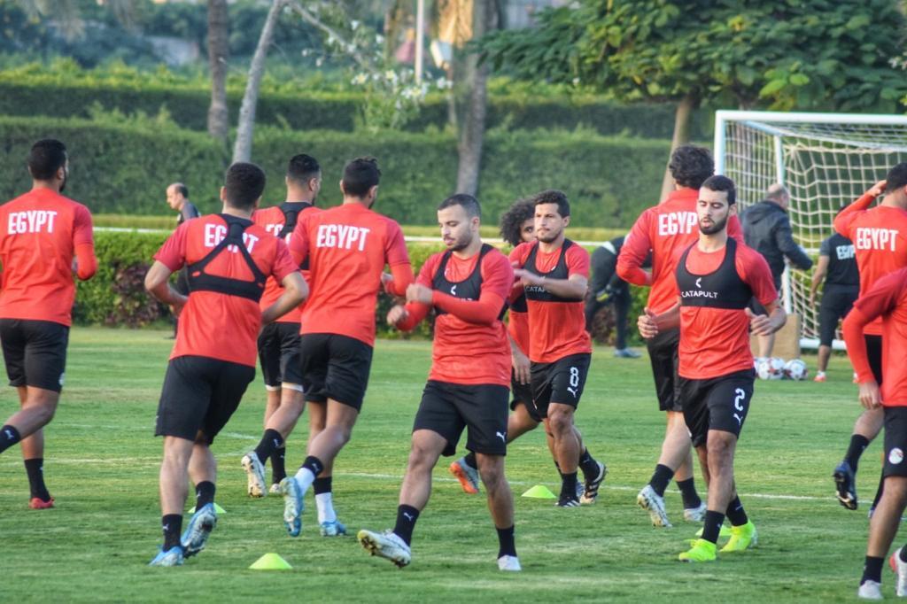 تدريب منتخب مصر  (9)