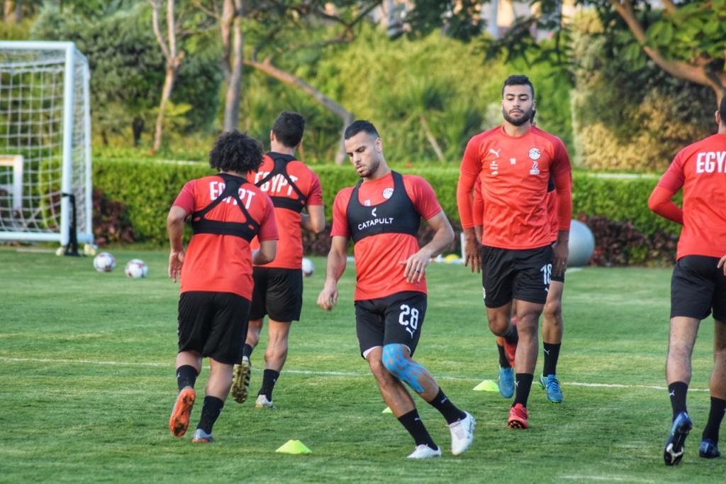 تدريب منتخب مصر  (11)