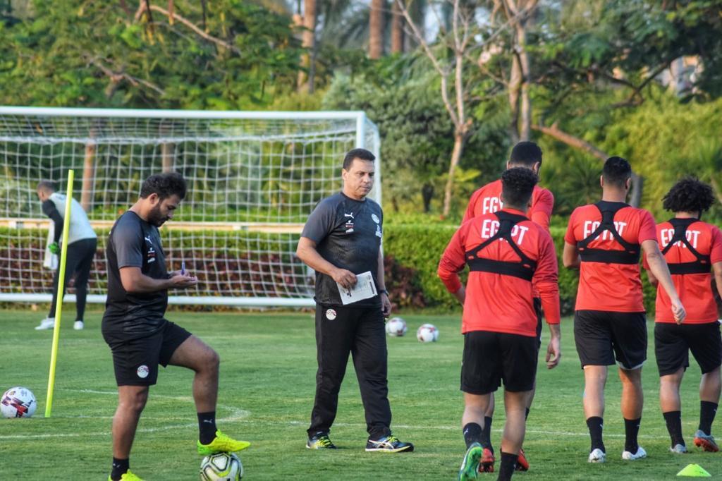 تدريب منتخب مصر  (7)
