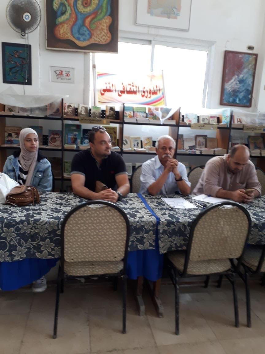 أنشطة ثقافية وندوات بفرع ثقافة شمال سيناء احتفالاً بالمولد النبوى الشريف (3)