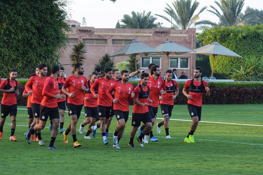 تدريب منتخب مصر  (1)