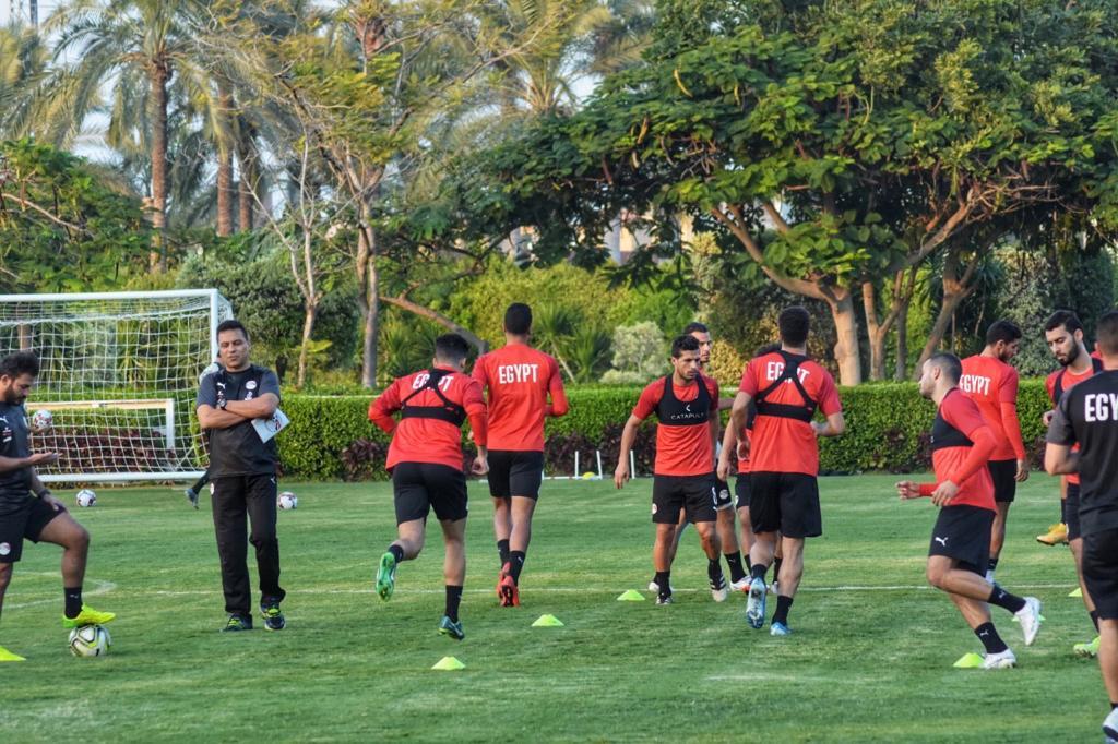 تدريب منتخب مصر  (5)