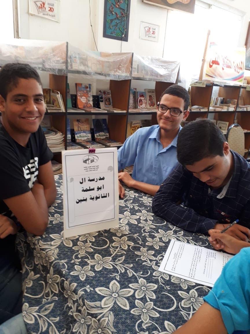 أنشطة ثقافية وندوات بفرع ثقافة شمال سيناء احتفالاً بالمولد النبوى الشريف (5)