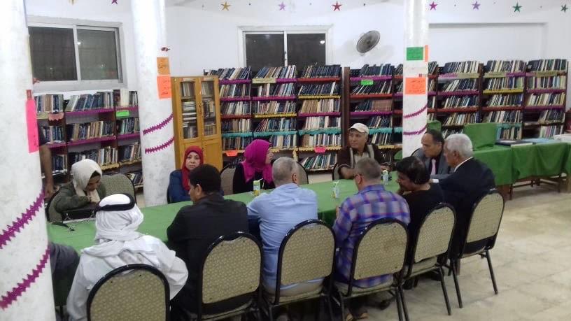 أنشطة ثقافية وندوات بفرع ثقافة شمال سيناء احتفالاً بالمولد النبوى الشريف (6)