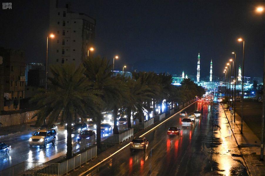شوارع المدينة المنورة