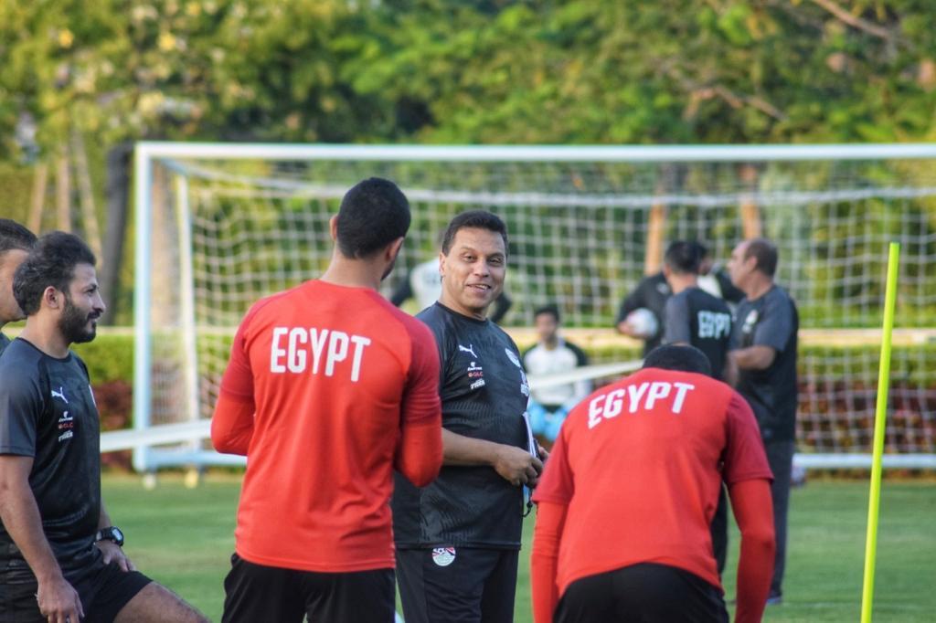 تدريب منتخب مصر  (10)