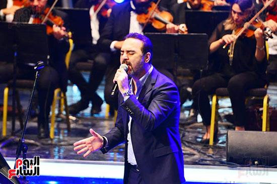 حفل مهرجان الموسيقى العربية