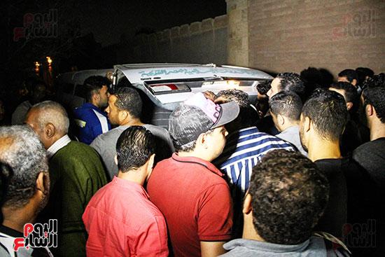 جنازة علاء على (1)