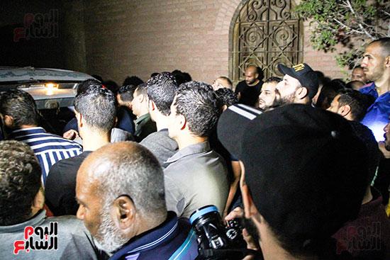 جنازة علاء على (3)