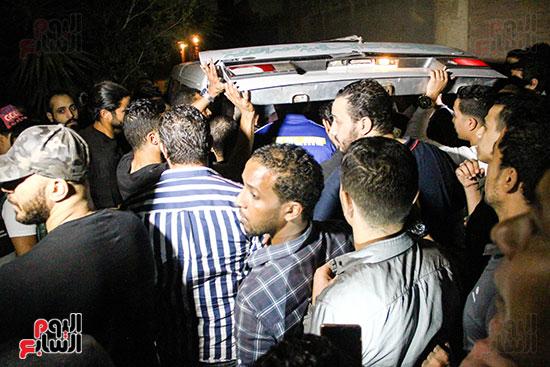 جنازة علاء على (7)