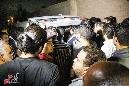 جنازة علاء على (4)