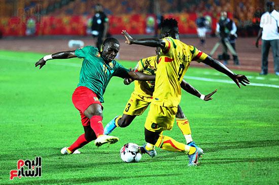 مباراة مالى والكاميرون (2)