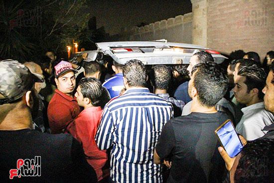 جنازة علاء على (5)