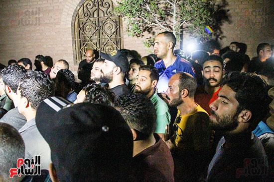جنازة علاء على (2)