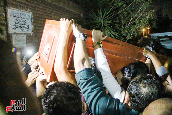 جنازة علاء على (9)