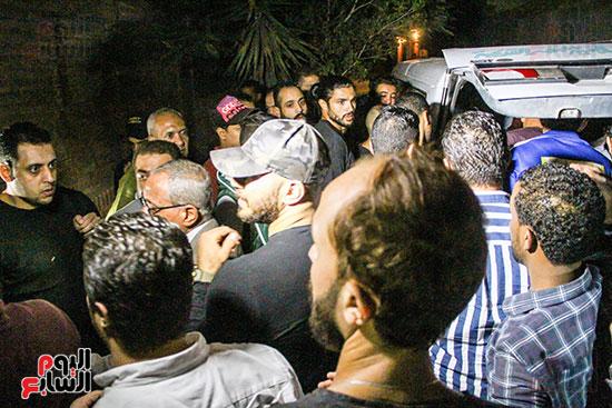 جنازة علاء على (6)