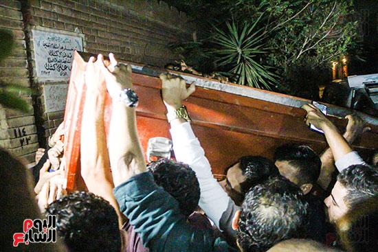 جنازة علاء على (10)