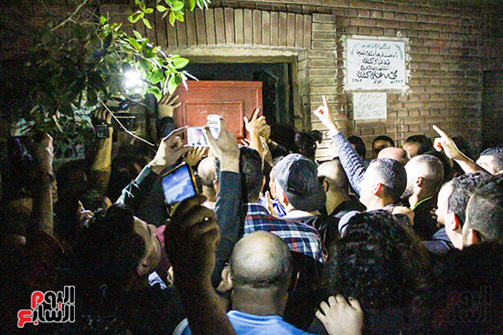 جنازة علاء على (16)