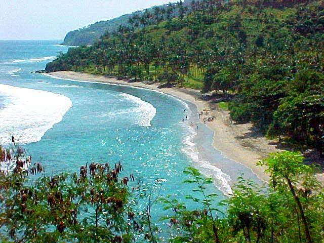 طبيعة الجزيرة